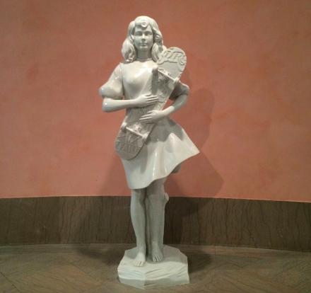 FAILE, Fantasy Island (2015) via Brooklyn Museum
