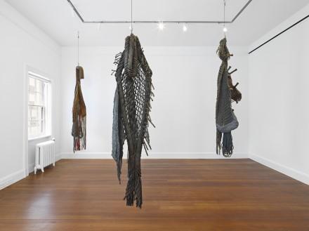Françoise Grossen (Installation View) Blum & Poe