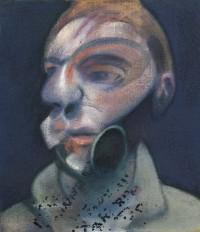 Francis Bacon, Self-Portrait (1975), via Sotheby's