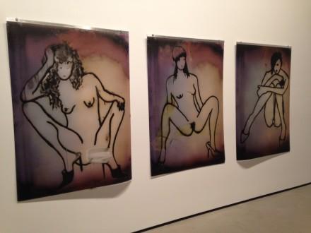 Ida Applebroog, The Ethics of Desire (Installation View)