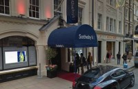 Sotheby's London, via Independent
