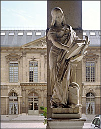 The Richelieu-Louvois Library, via France National Library
