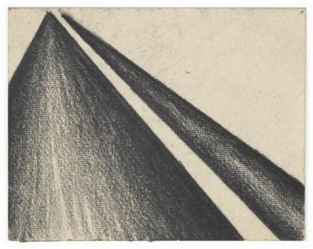 Lee Lozano, Untitled, (1964—1965), via Hauser & Wirth