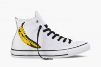 Andy Warhol Converse, via High Snobriety
