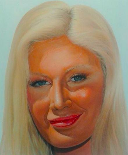 Chason Matthams, Heidi (2010), via Art Observed