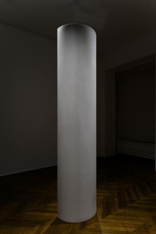 James Lee Byars, The Moon Column (1987), via Michael Werner
