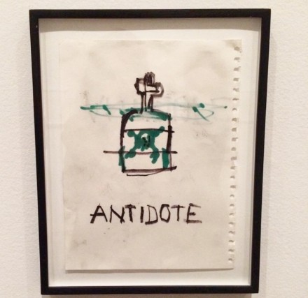 Jean Michel Basquiat- The Unseen Notebooks- The Brooklyn Museum (2)