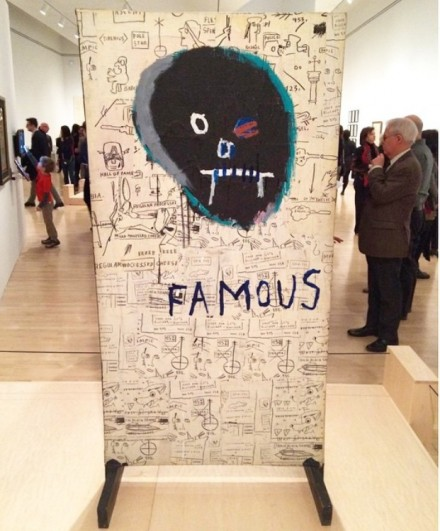 Jean Michel Basquiat- The Unseen Notebooks- The Brooklyn Museum (3)