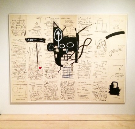 Jean Michel Basquiat- The Unseen Notebooks- The Brooklyn Museum