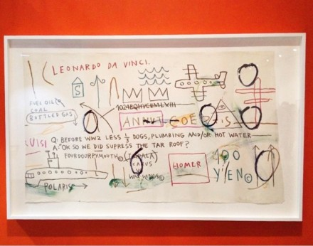 Jean Michel Basquiat- The Unseen Notebooks- The Brooklyn Museum (5)