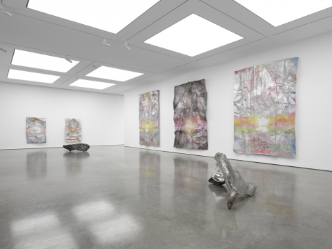 Marc Quinn, The Toxic Sublime (Installation View), via White Cube