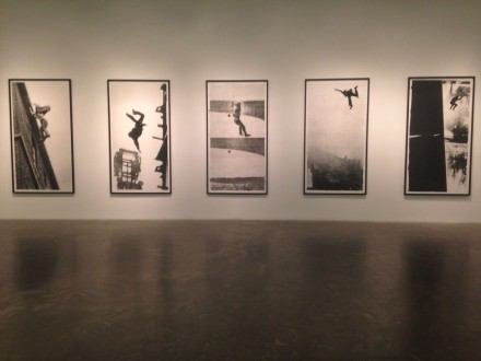 Sarah Charlesworth, from Stills series, 1980 (Installation View)