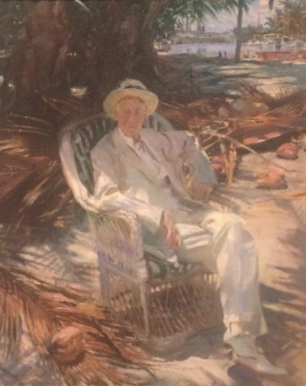 John Singer Sargent, Charles Deering (1917)
