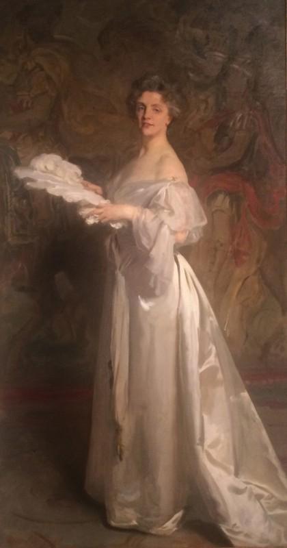 John Singer Sargent, Ada Rehan (1895)