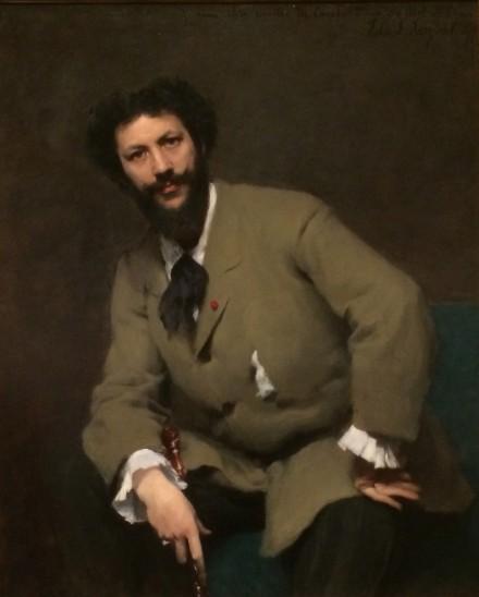John Singer Sargent, Carolus-Duran (1879)