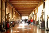 Uffizi Gallery, via NYT