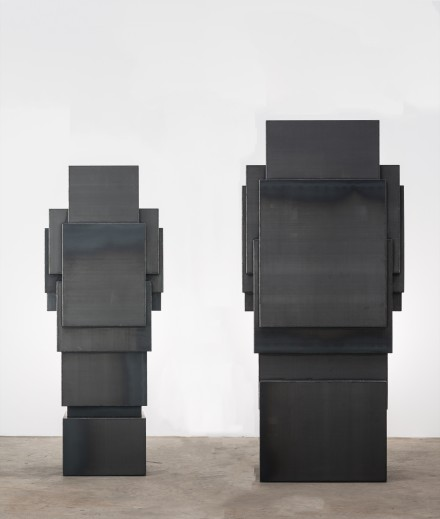 Antony Gormley, EXPANDED FAMILY X2: CHOOSE, (2014)