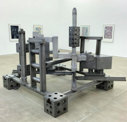 Eduardo Paolozzi, Kalasan (1973-74), via Art Observed