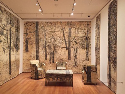 Gilbert & George: The Early Years (Installation View)