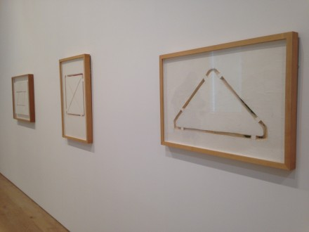 Gordon Matta-Clark, Energy & Abstraction (Installation View)