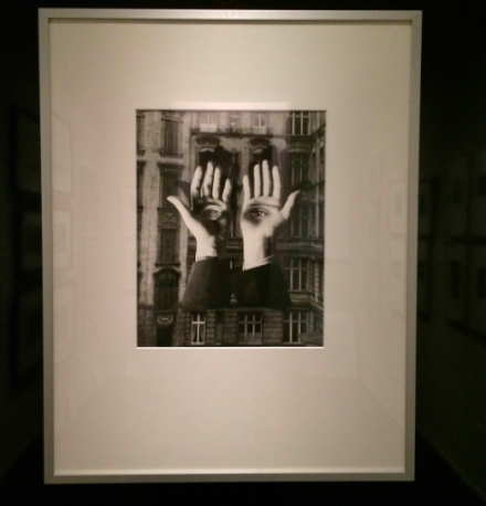 Herbert Bayer, Lonely Metropolitan (1932), via Art Observed