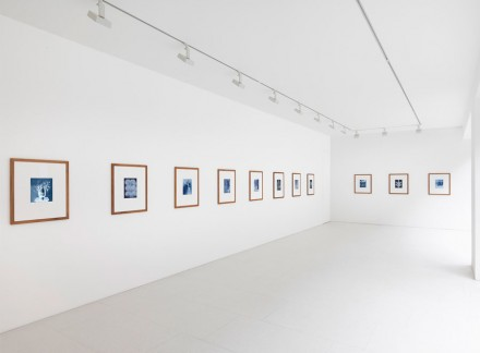 Thomas Ruff (Installation View) at Gagosian Gallery (Photo by Mike Bruce)