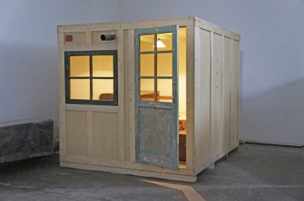 Song Dong, My First Home (2012), photo courtesy Groninger Museum