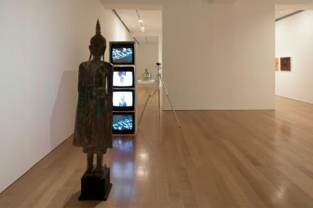 Nam June Paik, The Late Style (Installation View), © Nam June Paik Estate, Courtesy of Gagosian Gallery