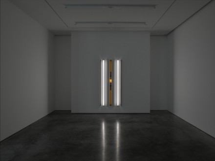 Robert Irwin, 2 x 2 x 2 x 2 (Installation View), via White Cube