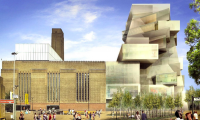 The Proposed Tate Modern Expansion, via The Guardian