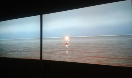Trevor Paglen, Video Still From CITIZENFOUR (2014), via Art Observed