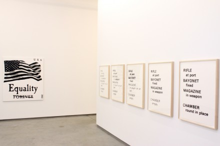 Gardar Eide Einarsson, FREEDOM, MOTHERFUCKER. DO YOU SPEAK IT (Installation View)