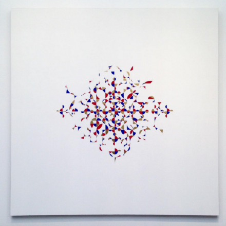 Gabriel Orozco, Unfinished I (2015), at Marian Goodman