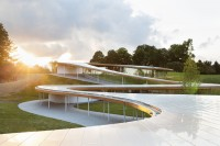 Grace Farms, via Archinect