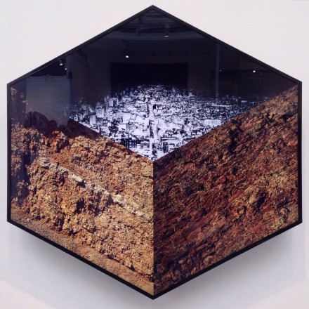 Doug Aitken, Earth Cube (2014), 303 Gallery FIAC