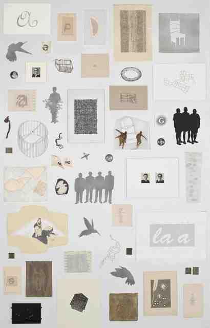 Johanna Calle Caja de Procesos 7 (2011), via Casas Riegner