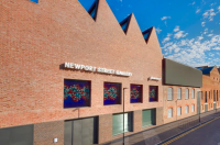Newport Street Gallery, via The Guardian