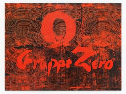 Otto Piene, Gruppe Zero (1957:1983), via Sperone Westwater