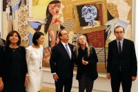 Picasso Museum Reopening, via Art Newspaper
