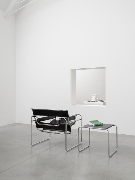 Ryan Gander, Fieldwork (Installation View), via Lisson Gallery