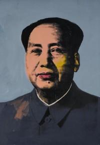 Sothebys Warhol Mao, via Artnet