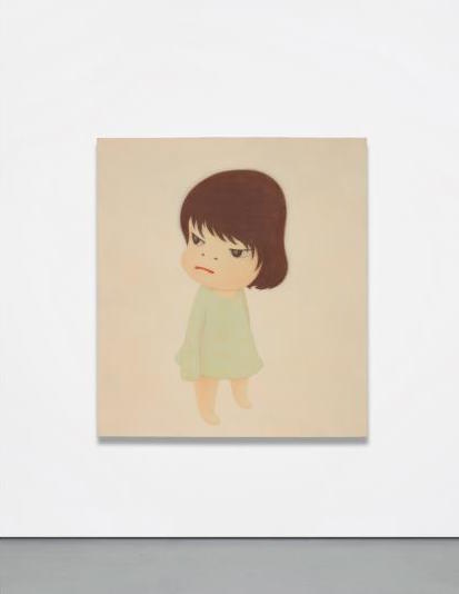 Yoshitomo Nara, Missing in Action (2000), via Phillips