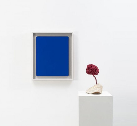Yves Klein at Dominique Lévy, via Dominique Lévy