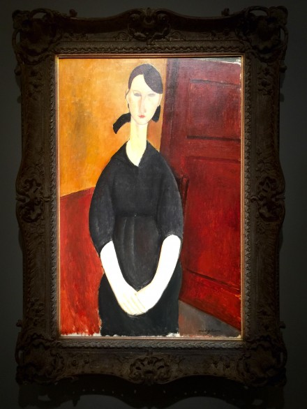 Amedeo Modigliani, Paulette Jourdain