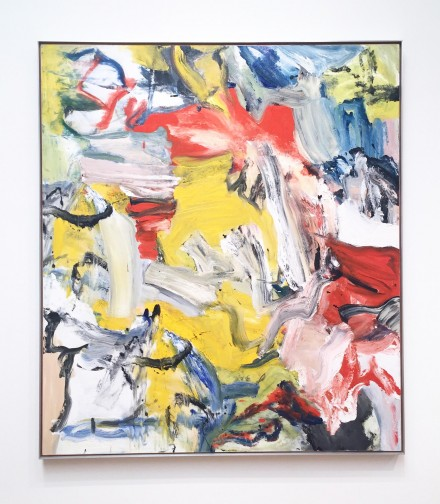 Willem de Kooning, Untitled XXI