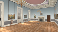 A VR Cortauld Gallery, via TechCrunch