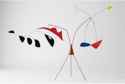 Alexander Calder, Untitled (circa 1941), via Phillips