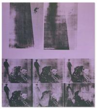 Andy Warhol, Suicide, via Vanity Fair