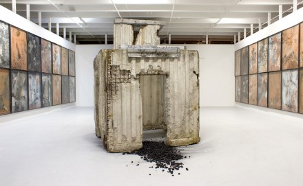 Anselm Kiefer (Installation View), via Margulies Collection