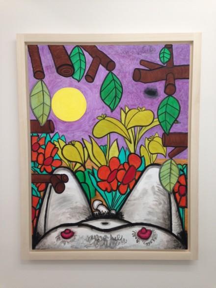 Caroll Dunham, Now and Around Here (1) (2011-2015)